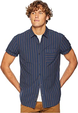 No More Trouble Short Sleeve Woven