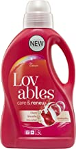 Lovables Care and Renew, For All Colours, Liquid Laundry Washing Detergent, 1.5 liters,
