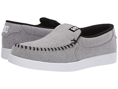 DC Villain TX SE (Heather Grey) Men