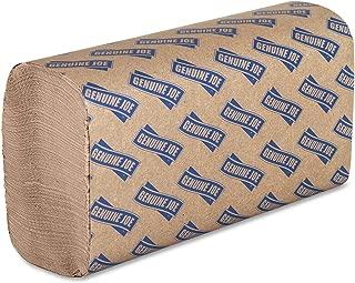 Genuine Joe GJO21040 Multifold Natural Towels, 9.25