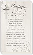 Abbey Gift Unity of Three Wall Plaque