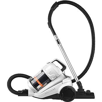 AEG ATT7920WP - Aspirador sin bolsa, multi ciclónico, especial para mascotas, 1600 W, color blanco hielo: Amazon.es: Hogar