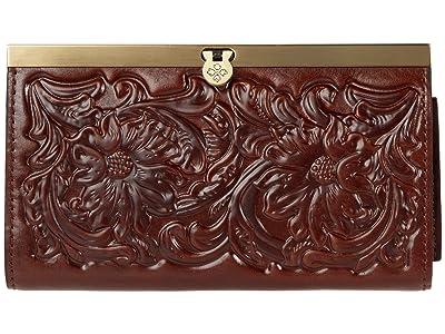 Patricia Nash Cauchy Wallet (British Tan) Wallet