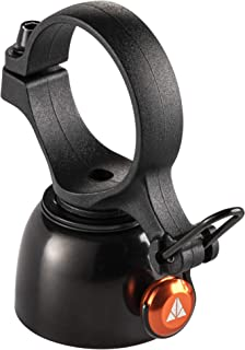Granite Cricket Bike Bell with Single-Strike Mode and Cowbell Mode