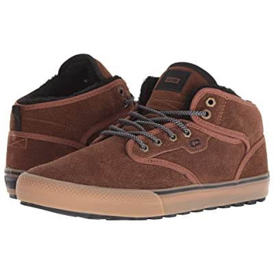 Globe Motley Mid (Partridge Brown/Gum/Fur) Men