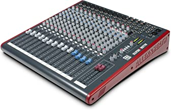 Allen & Heath ZED-18 18-Channel Multipurpose USB Mixer for Live Sound and Recording (Renewed)