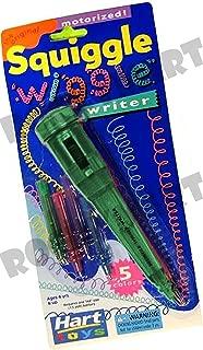 The Original Motorized Squiggle Wiggle Writer Vibrating Sensory Pen RM3106 Color: Green