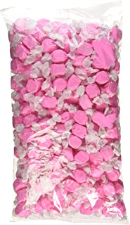 Sweets Salt Water Taffy, Pink Strawberry, 3 Pound