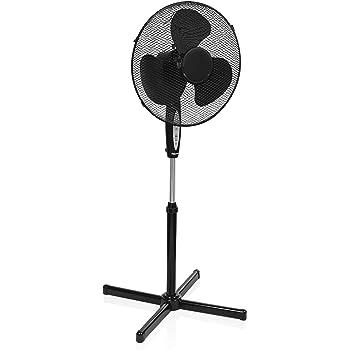 Tristar ve-5899 - ventilador de pie, 40 cm, control remoto, color ...