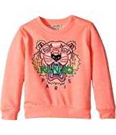 Kenzo Kids - Sweat Classic Tiger (Toddler/Little Kids)