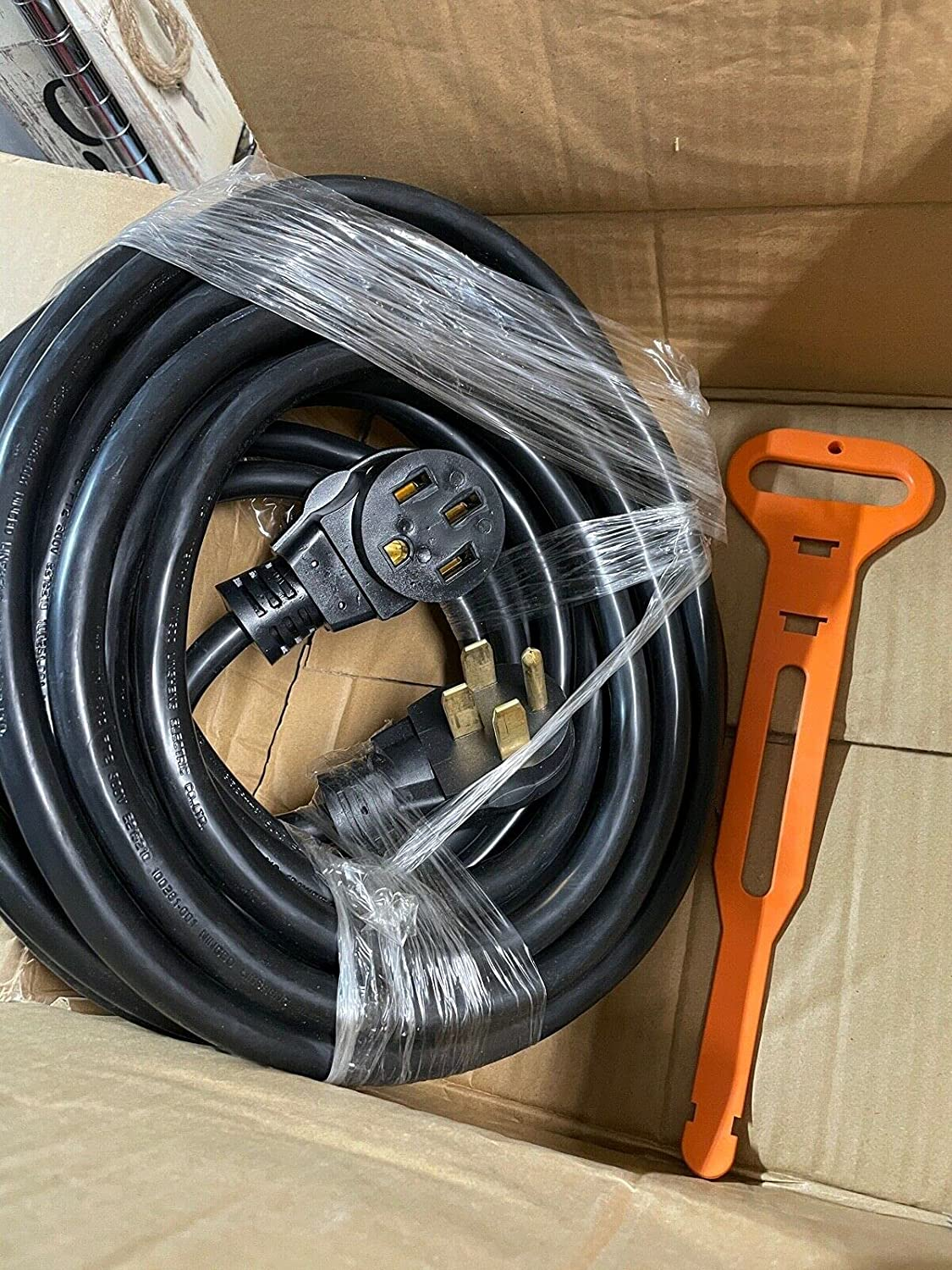 25 ft Portable Generator Extension Super popular High order specialty store Cord 14-50P
