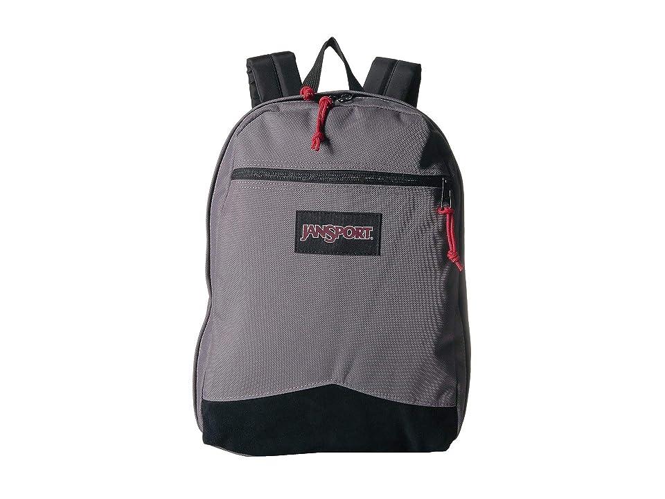 JanSport Freedom (Grey Horizon) Backpack Bags
