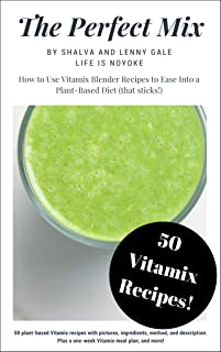 The Perfect Mix: How to Use Vitamix Blender Recipes to Ease Into a Plant-Based Diet (that sticks)