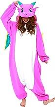SAZAC Dragon Kigurumi Pink - Adult Costume