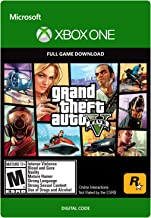 Grand Theft Auto V - Xbox One [Digital Code]