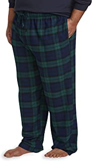 Men's Big & Tall Flannel Pajama Pant fit by DXL