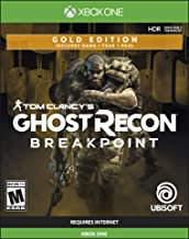 Tom Clancy's Ghost Recon Breakpoint Gold Edition - Xbox One [Digital Code]