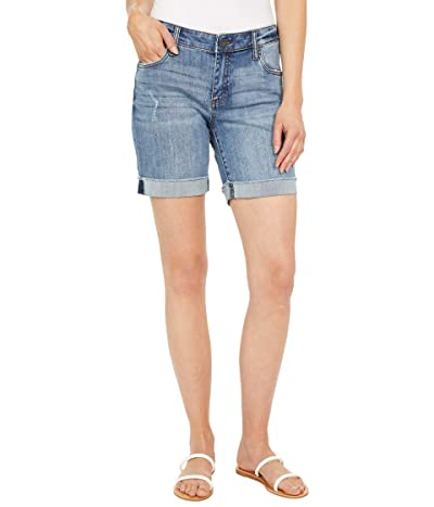 KUT from the Kloth Catherine Boyfriend Shorts in Particular Women