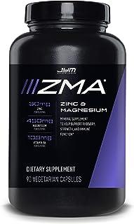 Sponsored Ad - JYM Supplement Science ZMA Zinc/Magnesium Capsules Supplement - Zinc, Magnesium and Vitamin B6 | JYM Supple...