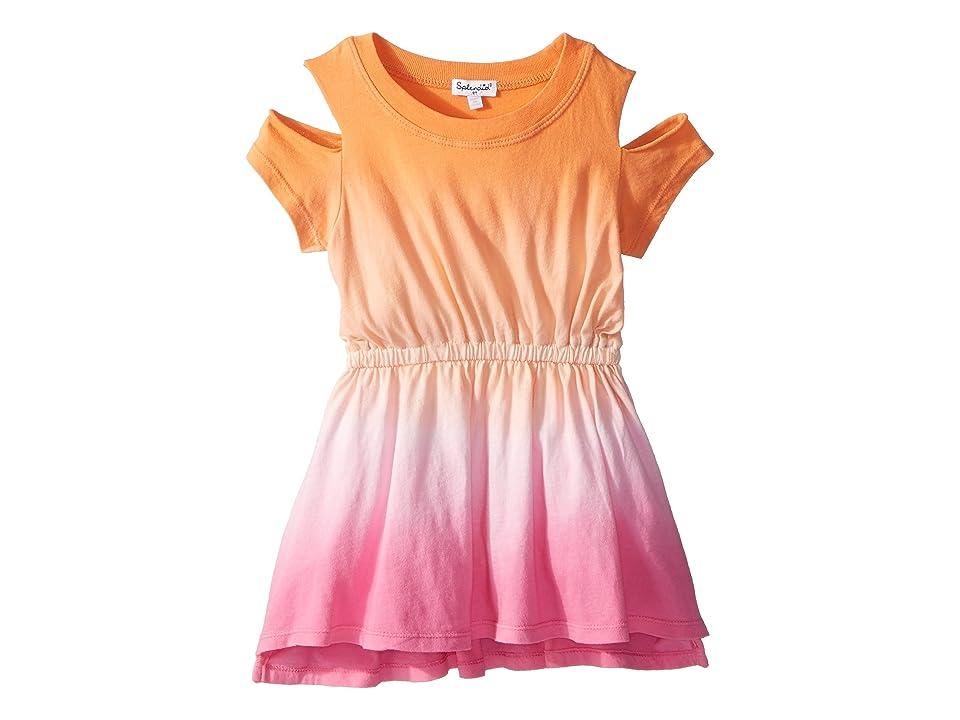 Splendid Littles Dip-Dye Dress (Toddler) (Desert Flower/Dip-Dye) Girl