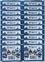 20 PACKS: 2018 Panini NFL Football Sticker Collection (100 total stickers)