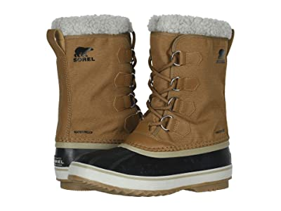 SOREL 1964 Pac Nylon (Camel Brown/Black) Men