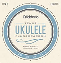 low tension ukulele strings
