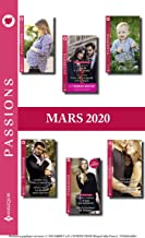 Pack mensuel Passions : 12 romans + 1 gratuit (Mars 2020) (French Edition)