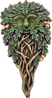 Nemesis Tree Spirits All Seeing Oak Green Man Wall Plaque