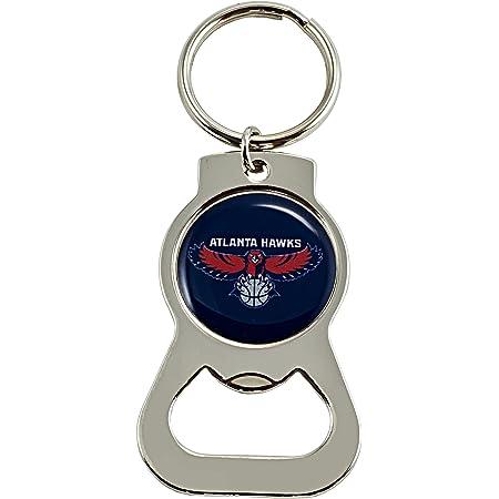 Aminco Nba Atlanta Hawks Bottle Opener Keychain Sport Freizeit