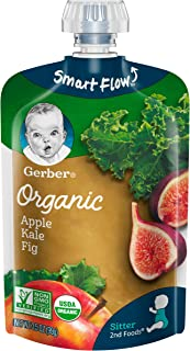 Gerber Purees Organic Foods Pouches