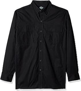 Men's Long Sleeve Ventilated Ripstop Tactical Shirt Big-Tall