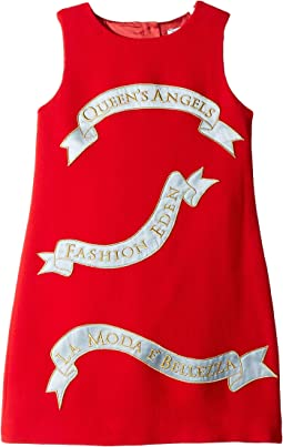 Queen's Angels Dress (Big Kids)