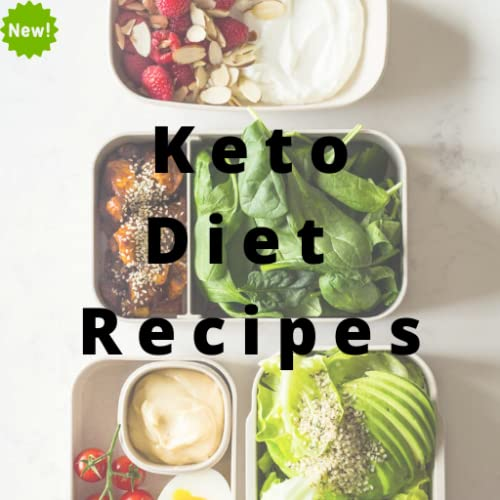 Keto Diet Cookbook - Ketogenic Recipes and Guide