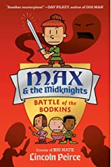 Max and the Midknights: Battle of the Bodkins (Max & The Midknights Book 2) Kindle Edition