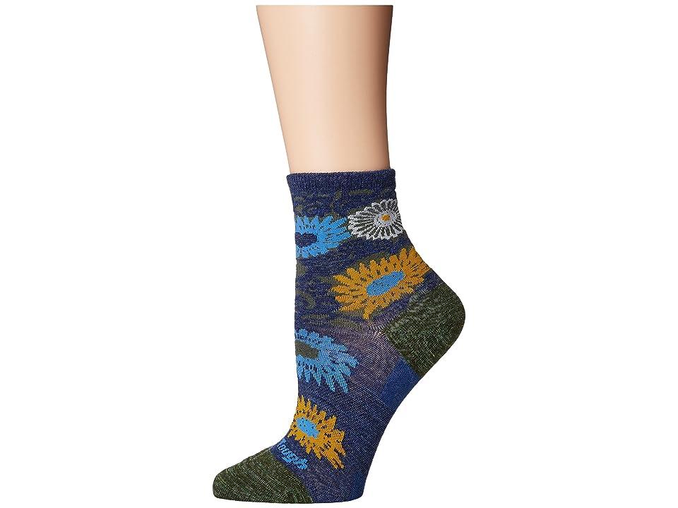 Darn Tough Vermont - Darn Tough Vermont Floral Shorty Socks