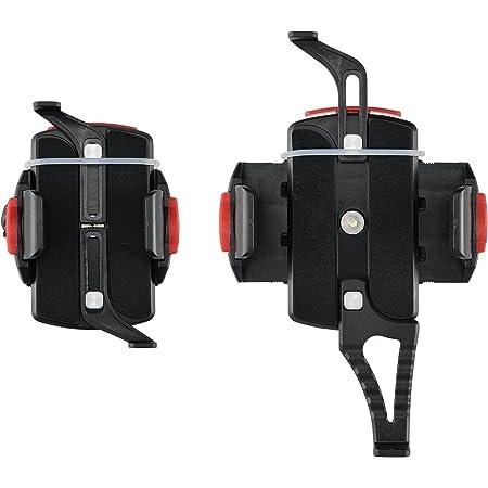 ミノウラ(MINOURA) 自転車 スマホホルダー iH-220-STD SMクランプ仕様 スタンダード Φ22.2~28.6mm対応