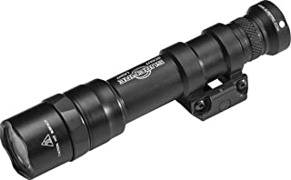 SureFire M600DF Dual Fuel Scout LED WML Weapon Mounted Light with Z68 Switch and Thumbscrew Mount 1500 Lumens