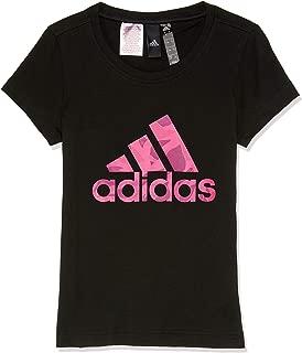Adidas Girls Logo Sleeveless T-Shirt
