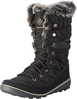 حذاء جزمة الثلوج هيفنلي للنساء بتقنية اومني-هيت من كولومبيا