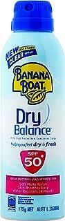 Banana Boat Dry Balance Clear Sunscreen Spray SPF50+, 175g