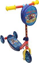 paw patrol 3 wheel electric scooter