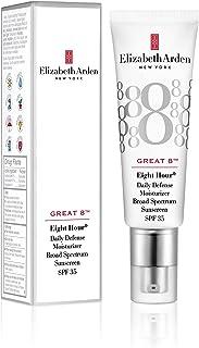Elizabeth Arden Great 8 Daily Defense Facial Moisturizer Broad Spectrum Sunscreen SPF 35, 1.5 Oz.
