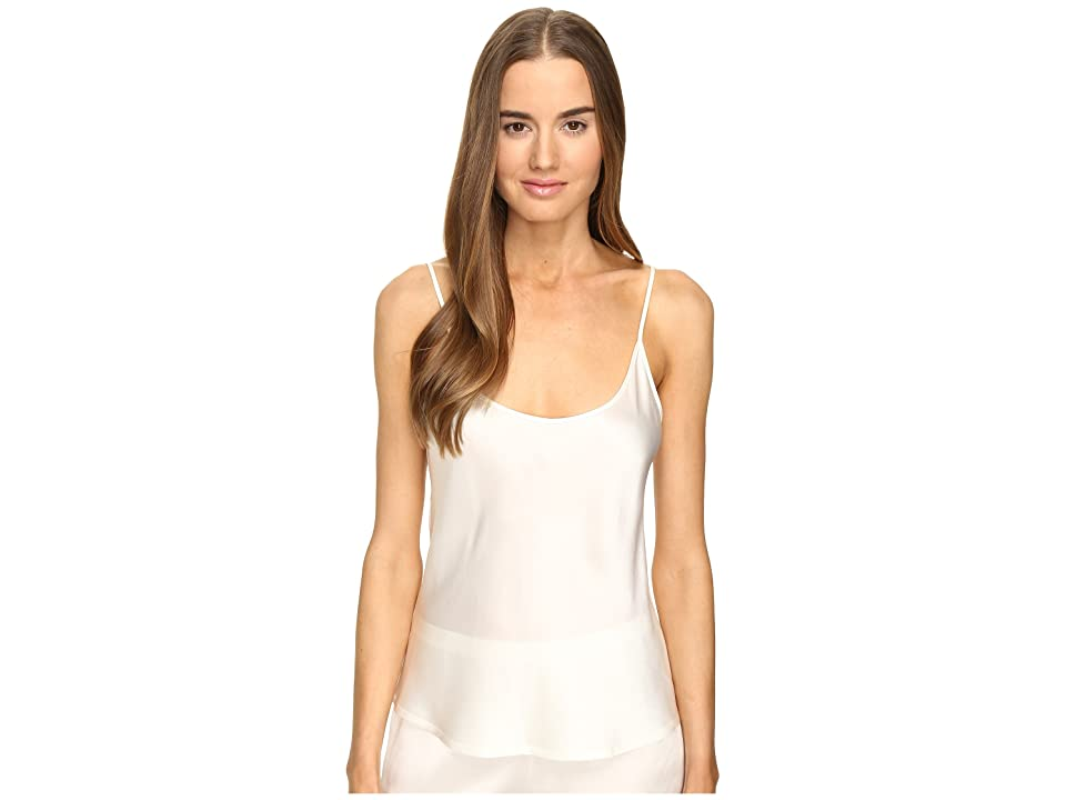 La Perla Silk Cami Top (Natural) Women