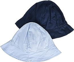 Chapeau De Soleil Mixte bébé (Lot de 2)