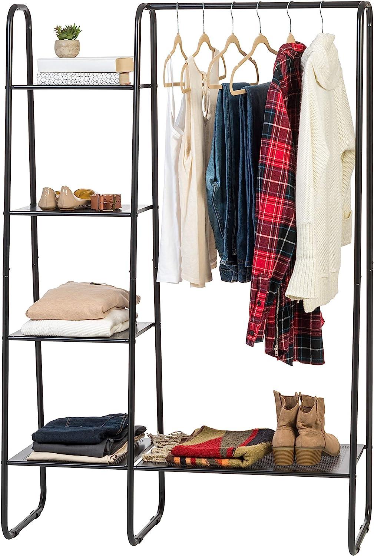 IRIS USA PI-B6 Standing Garment with Bottom Popular popular Metal Clothing Ranking TOP15 Rack