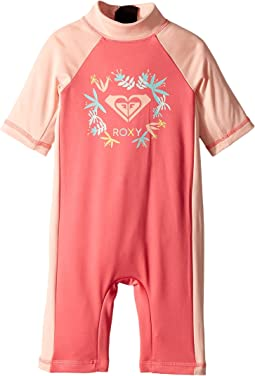 Roxy Kids Soul Mermaids Shorty One-Piece (Toddler/Little Kids)