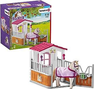 Schleich SC42368 Horse Stall with Luistano Mare Figurine
