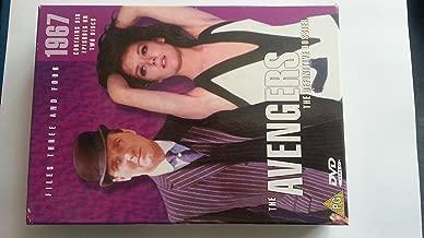 the avengers 1967 dvd