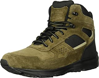 Bates Men's Raide Trail Mid Fire and Safety Boot